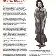Maria Menado