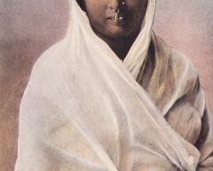 1910 | A Tamil Beauty
